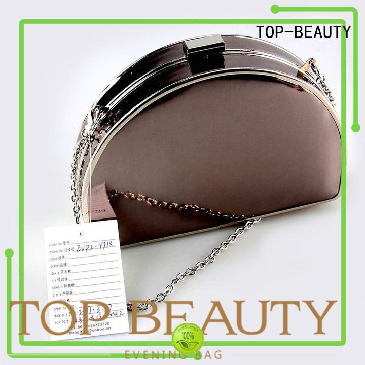 TOP-BEAUTY Arts & Crafts Brand hot sale party wholesalemirror shiny sequins bags wholesale