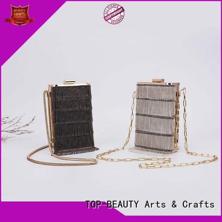 TOP-BEAUTY Arts & Crafts fashion party evening bags series for shopping