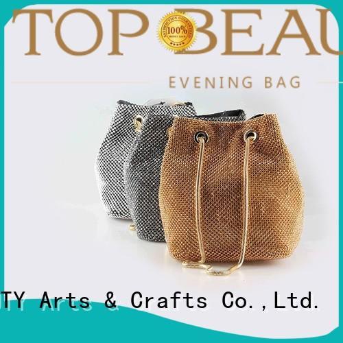 evening glitter rhinestone TOP-BEAUTY Arts & Crafts Brand sequinsslingbags