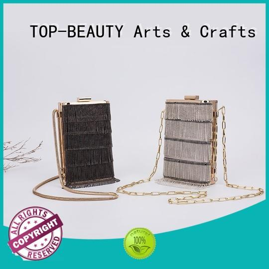 TOP-BEAUTY Arts & Crafts party evening bags factory direct supply for party