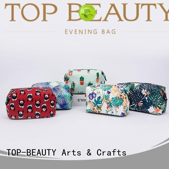 TOP-BEAUTY Arts & Crafts floral clutch directly sale for travel