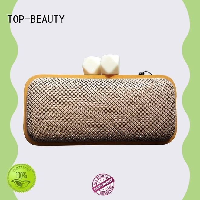 TOP-BEAUTY Arts & Crafts creditable evening clutch bags supplier for travel