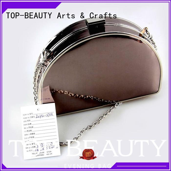 Custom professional frame sequins sling bags TOP-BEAUTY Arts & Crafts travel