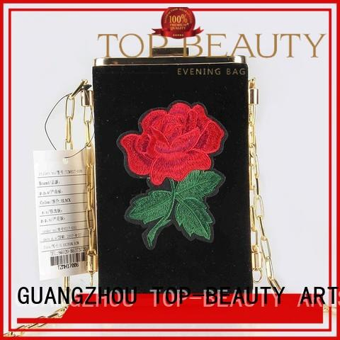TOP-BEAUTY Arts & Crafts Brand messenger carved sequinsslingbags party factory