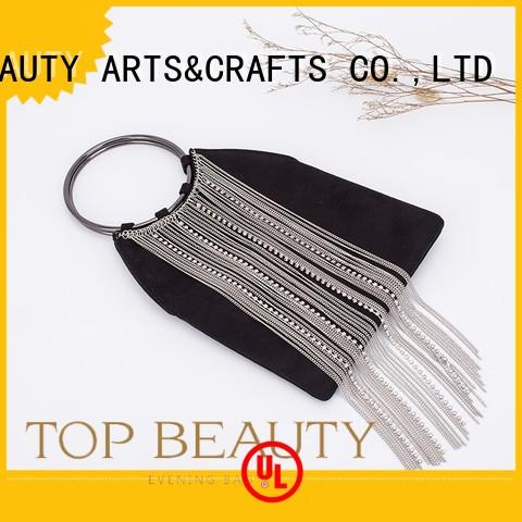 decoration hot selling pu sequinsslingbags TOP-BEAUTY Arts & Crafts Brand
