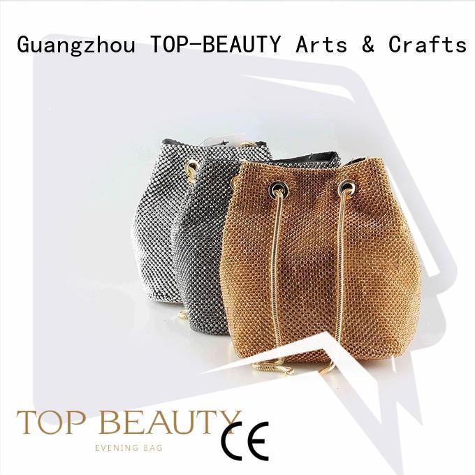 tassel velvet sequinsslingbags beaded TOP-BEAUTY Arts & Crafts Brand