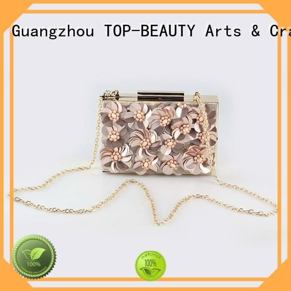 TOP-BEAUTY Arts & Crafts fabric handbags factory direct supply for shopping