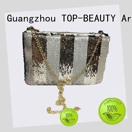 TOP-BEAUTY Arts & Crafts ladies shoulder bags design for women