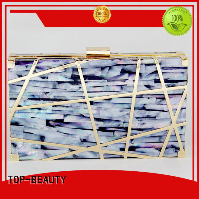TOP-BEAUTY Arts & Crafts evening clutch directly sale for ceremony