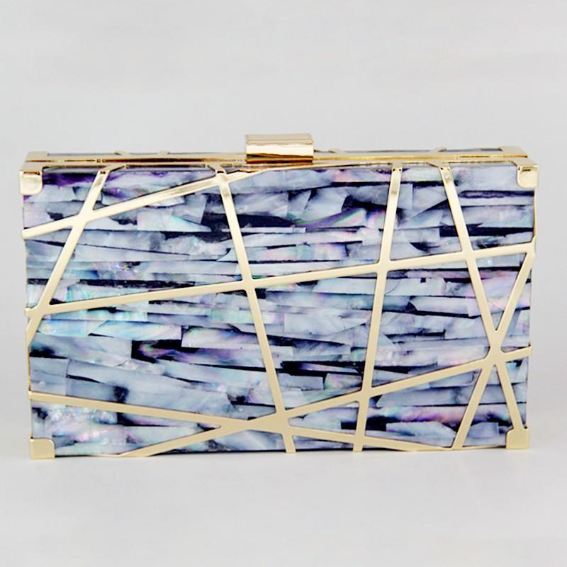 popular seashell clutch bag wholesale for women-1