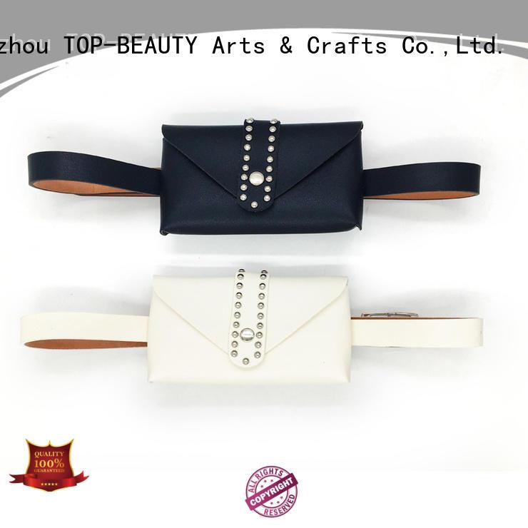 TOP-BEAUTY Arts & Crafts waist bag manufacturer for ladies