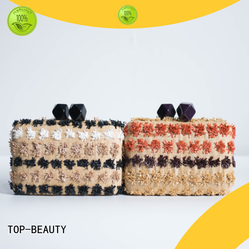 attractive crossbody clutch series for party