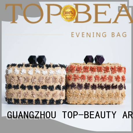 rose creditable trendy TOP-BEAUTY Arts & Crafts Brand sequinsslingbags supplier