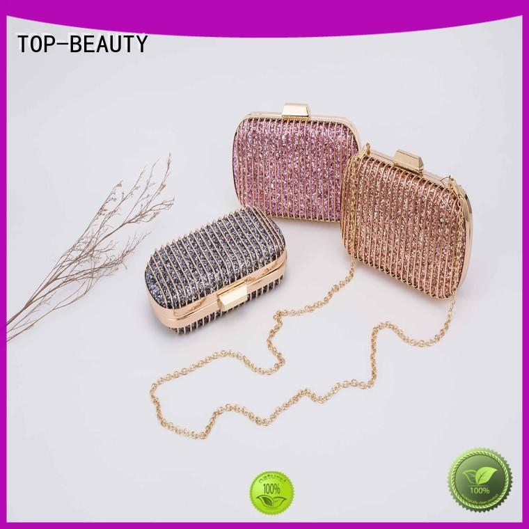 TOP-BEAUTY Arts & Crafts glitter clutches directly sale for travel