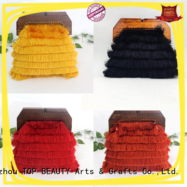 TOP-BEAUTY Arts & Crafts evening bag frames factory price for women