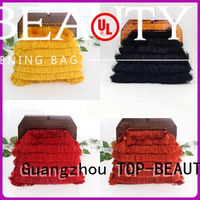 shiny sequins bags wholesale envelope TOP-BEAUTY Arts & Crafts Brand sequinsslingbags